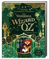 Usborne Illustrated Original Wonderful Wizard of Oz C2019 PB Unabridged