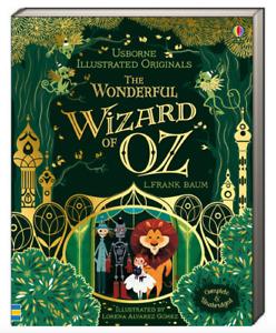 Usborne Wonderful Wizard of Oz L Frank Baum (Paperback, Unabr) FREE ship$35