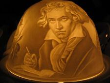 Windlicht Lithophanie Beethoven Französische Revolution Napoleon Porzellan NEU