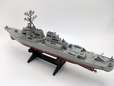 US Navy Guided Missile Destroyer Ship Display Model Toy