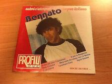 LP EDOARDO BENNATO PROFILI SRIC 020  SIGILLATO ITALY PS 1982 MCZ7