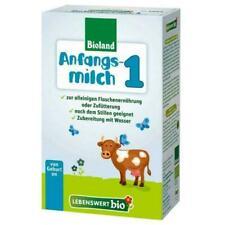 Lebenswert Stage 1 Organic 500g Infant Milk Formula