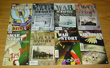 Garth Ennis' War Story set of (8) VF/NM vertigo comics one-shots set lot