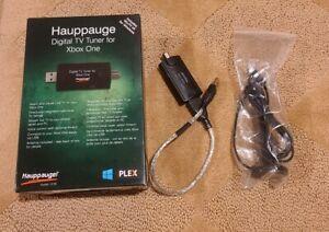Hauppauge USB Digital TV Tuner for Xbox One Windows PC Video Capture 1578 OEM