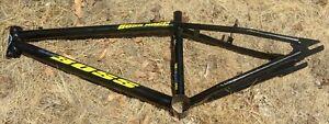 U.S. Boss Hogg BMX bike frame bicycle black