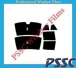 PSSC Pre Cut Rear Car Window Films For BMW 750i 1995-2001 SWB