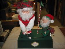 Santas Best Animated North Pole Country Club,Vintage, Rare