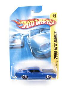 Hot Wheels 2008 - NEW MODELS - '69 FORD TORINO TALLADEGA