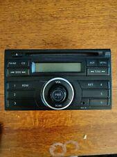 2011 Nissan Versa Stereo - CD Not Working - PN 3089L - ZW80D