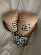 Seyer Gold Boxing Gloved - Hecho In Mexico