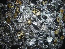 150 PiEcE LoT ~ MiXeD ThEMe SiLvER GoLd ChArMs PeNdAnTs FiNdiNgS ARt CReATe