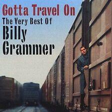 Very Best of Billy Grammer-Gotta Travel on, Grammer, Billy, Good