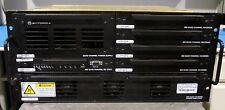 Motorola iDEN T5939A 800 Quad Ch Amplifer w/ Power Supply EX/CNTRL & 4 Receivers