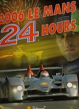 Book 2006 Le mans 24 Hours door C. Moity en J.M. Tessedre
