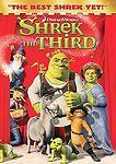 Shrek the Third (Dvd, 2007, Widescreen Version) New - Sealed