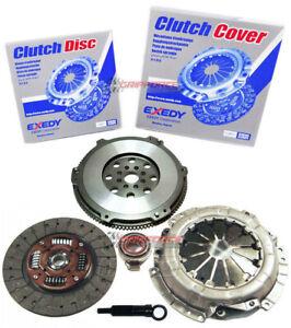 EXEDY KTY18 CLUTCH KIT+FX CHROMOLY FLYWHEEL fits 98-08 TOYOTA Celica GT 5-SPEED