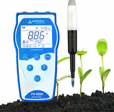 Apera PH8500-SL Portable pH Meter for Soil with LabSen® 553 Electrode - AI3211