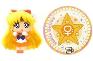 Sailor Moon Mega House Ochatomo Venus with coaster