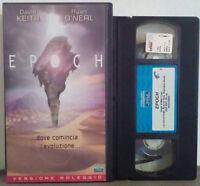 VHS FILM Ita Fantascienza EPOCH eagle pictures 2001 ex nolo no dvd cd lp (V20) °