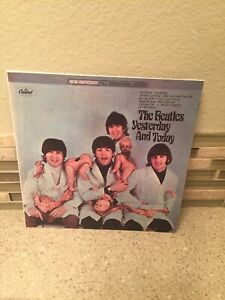"BEATLES YESTERDAY AND TODAY BUTCHER 7"" SLEEVE ONLY  **SEE DESCRIPTION**"