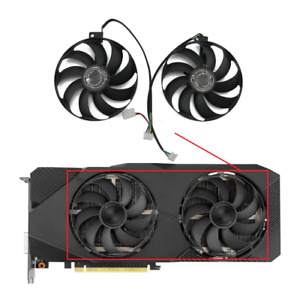 Fan For ASUS RTX 2060 2070 2080 Super DUAL EVO Advanced GPU Card T129215SU Fans
