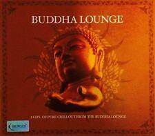 Buddha Lounge - 3CD BOX - BUDDHA LOUNGE DOWNTEMPO