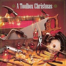 Toolbox Christmas by Woody Phillips (CD, Aug-2001, Gourd)