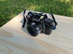 Minolta 7000 Maxxum with Auto Focus 50mm Lens