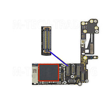 NEW LATEST IPHONE 6 4.7 SMALL FRONT CAMERA FPC CONNECTOR FOR LOGIC BOARD PART