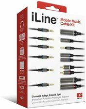 IK Multimedia iLine Mobile Music Cable Kit - A Must Have for every Dj / Musician