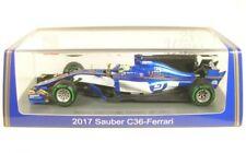 Sauber C36 Ferrari no.9 CHINESE GP Fórmula 1 2017 (Marcus Ericsson)
