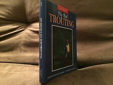 Ed Shenk's Fly Rod Trouting by Ed Shenk. Stackpole Books. 1989. First Printing