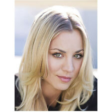 The Big Bang Theory Kaley Cuoco as Penny Head Shot in The Sun 8 x 10 inch photo