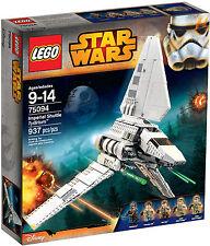 LEGO Star Wars - 75094 Imperial Shuttle Tydirium mit Leia & Han Solo - Neu & OVP