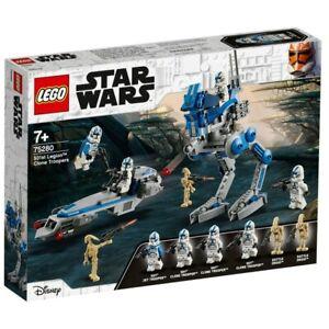 Lego 75280 Star Wars 501st Legion™ Clone Troopers