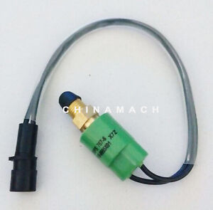 Small Round Plug Pressure Switch 119-9985 for Caterpillar 312 320 330 Excavator