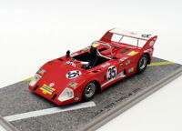 Bizarre 1/43 Scale Resin BZ156 - Lola T292 - #35 15th Le Mans 1976