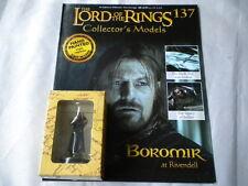 Señor De Los Anillos Figuras cuestión 137 Boromir en Rivendel-Eaglemoss