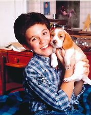 Fred Savage signed 8x10 color photo