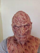 Darkride Freddy Krueger part 4 v3 Silicone Mask Authentic