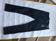 blue inc  industrialize trousers ind/076 36l slimfit