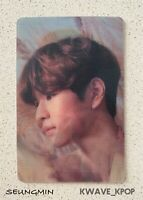 LAST ONE! [SEUNGMIN] STRAY KIDS CLE : LEVANTER - LENTICULAR OFFICIAL PHOTO CARD