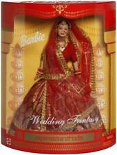 Indian Barbie Set Wedding Fantasy Game 3+ year baby girl toys free shipping.