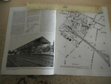 ST ALBANS (ABBEY) BRICKET WOOD PARK STREET BRANCH RAILWAY ARTICLE & PHOTOS
