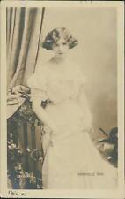 Miss E Clark.  57 Landcroft Rd, East Dulwich, London 1905 - 'Emmie'  QQ1436