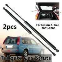 2pcs Tailgate Boot Gas Struts Springs 90450-8H31A For Nissan X-Trail 2001 -