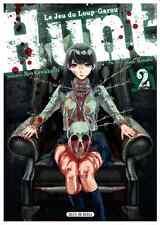 Manga Hunt Le jeu du Loup Garou Tome 2 Seinen Koudo Ryo Kawakami Soleil Horreur
