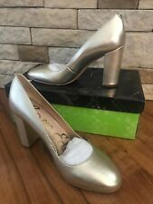 fb095144855b Sam Edelman Stillson gold leather Heels 7.5 NEW in box