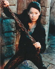 LUCY LIU.. Charlie's Angels' Beauty - SIGNED