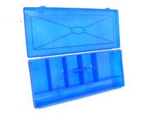 Schulz 44078 Caja de Granel para Piezas Pequeñas 8 Compartimentos Plástico Con